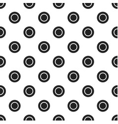 plastic plate pattern seamless vector image
