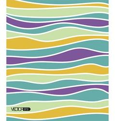 Multicolored backdrop vector image vector image