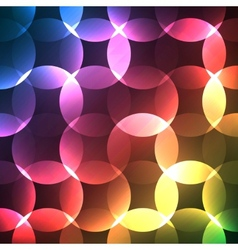 Abstract bright spectrum wallpaper vector image