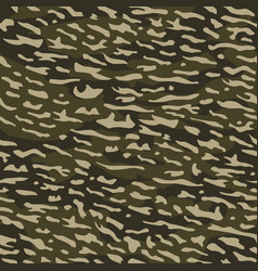 camouflage seamless wallpaper backdrop vector image