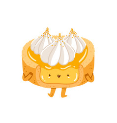 Merengue tartlet character vector
