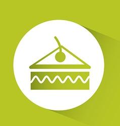 bakery icon design vector image
