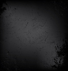 abstract black background grunge background vector image