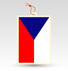 Czech tag vector