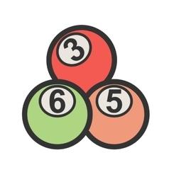 Snooker Balls vector