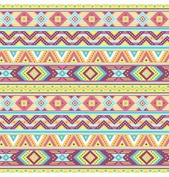 Ethnic pattern tropic vector
