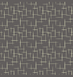 1950s retro style pattern background vector image