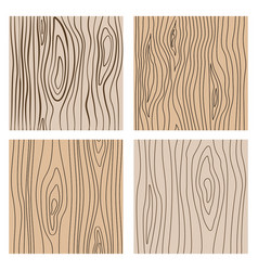 Abstract wood line seamless textures repeating vector