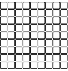 Seamless mosaic squares pattern or vector