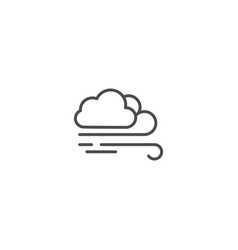 weather climate icon vector image