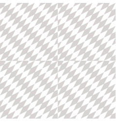 white and gray seamless pattern with diagonal vector image