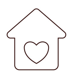 House icon image vector