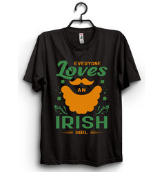 This quote saying about st patricks day vector