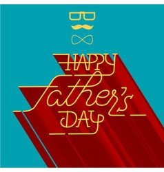 dad card01 vector image