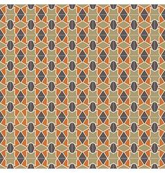 Fine seamless pattern chocolate vector image