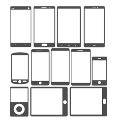 Simple Smartphone vector image