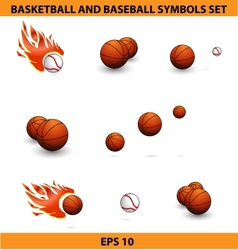 sport basketball vector image
