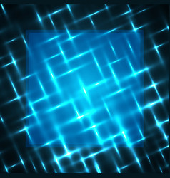 abstract light background with blank frame space vector image