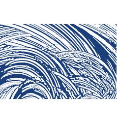 Grunge texture distress indigo rough trace delic vector