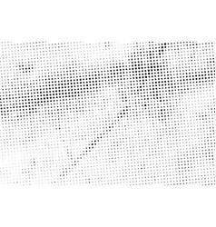 Halftone grunge background vector