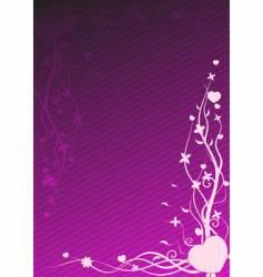 purple wallpaper vector image