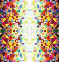 Mosaic small tiles 3 vector