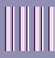 Seamless pattern with purple stripes vector