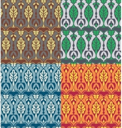 Victorian Floral Pattern vector