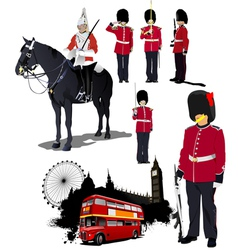 6217 london image vector image