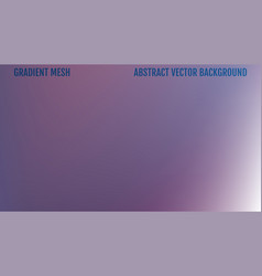 abstract background gradient mesh vector image