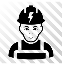 Electrician Icon vector