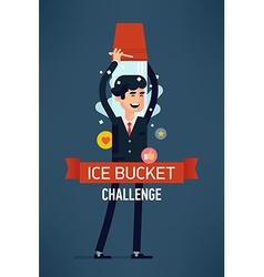 Ice Bucket Challenge vector