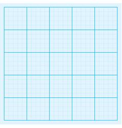 Blue graph paper coordinate paper grid paper squar vector