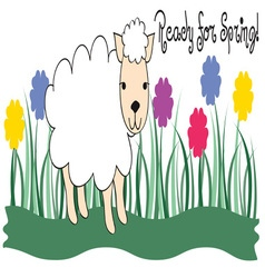 Ready For Spring vector