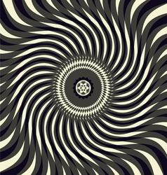 magic optical vector image vector image