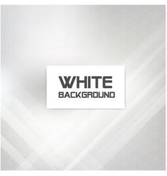 Modern white gray line white background ima vector