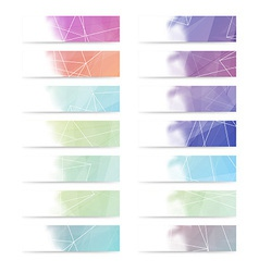 Business cards mega collection vector image vector image