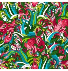 Seamless pattern background with abstract vector