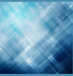 abstract squares background dark design vector image