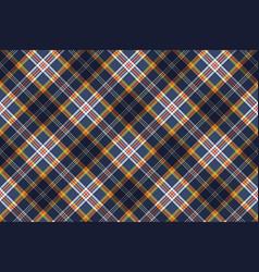 Color tartan fabric texture seamless pattern vector