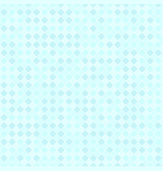 Cyan checkered diamond pattern seamless vector