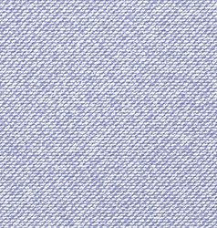 Light blue jeans texture vector