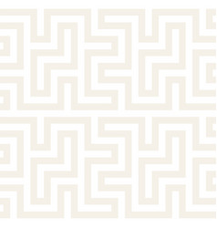 Maze tangled lines contemporary graphic abstract vector