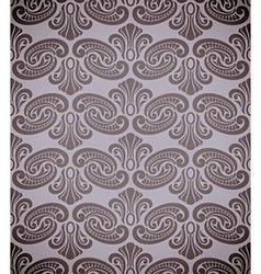 Rococo pattern vector image