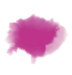 colorful pink magenta watercolor background for vector image