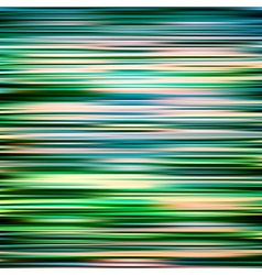 abstract blue green motion blur background vector image