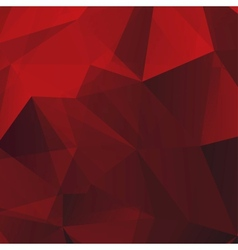 Abstract Red Background vector
