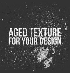 Aged texture for your design vector