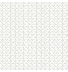 Beige realistic seamless knit pattern eps 10 vector