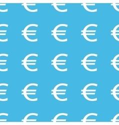 Euro straight pattern vector